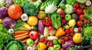 mangiando a colori!